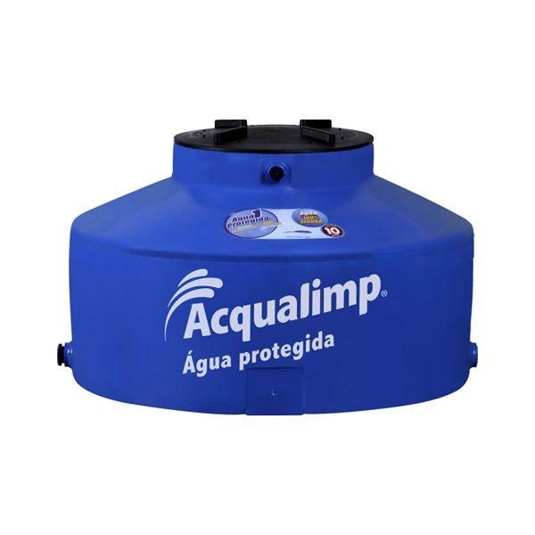 Caixa d'Água Polietileno Água Protegida  1000L Acqualimp