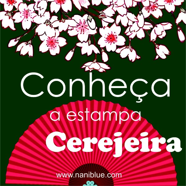 Estampa Cerejeira