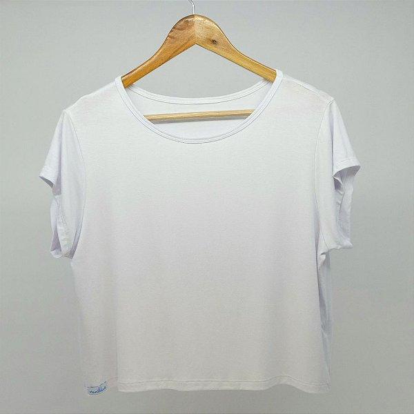 Blusa Cropped feminina