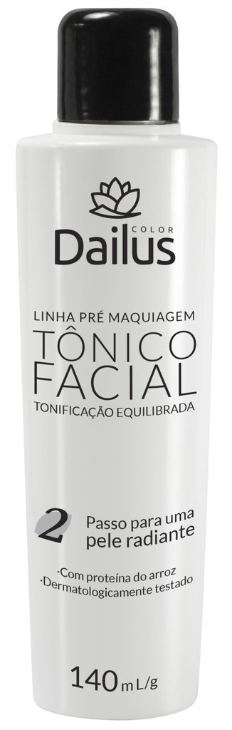 Tônico Facial  Dailus - 140ml