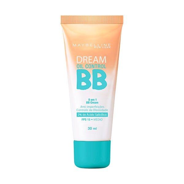 Maybelline BB Cream Dream BB Oil Control 30ml - Base Facial - Medio