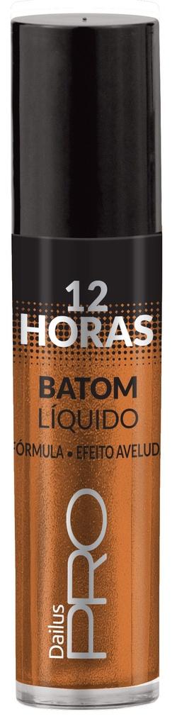 Dailus Batom Pro Líquido 12H - 62 Cobre Metalic