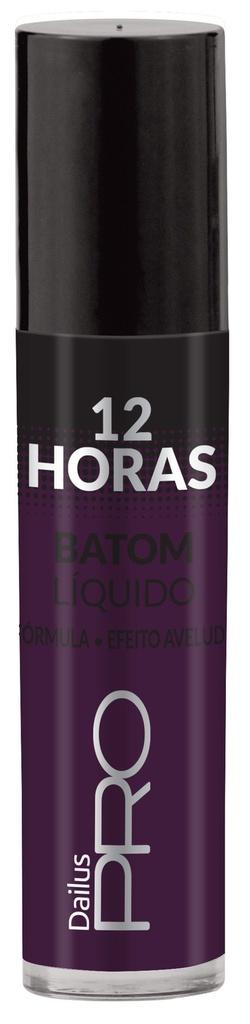 Dailus Batom Pro Líquido 12H - 76 Saia de Tule