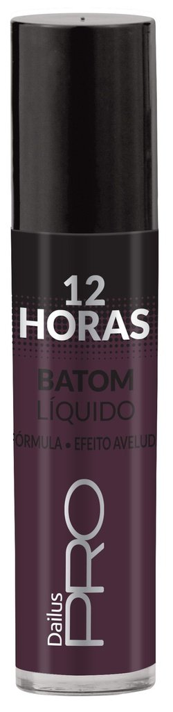 Dailus Batom Pro Líquido 12H - 80 Mascavo