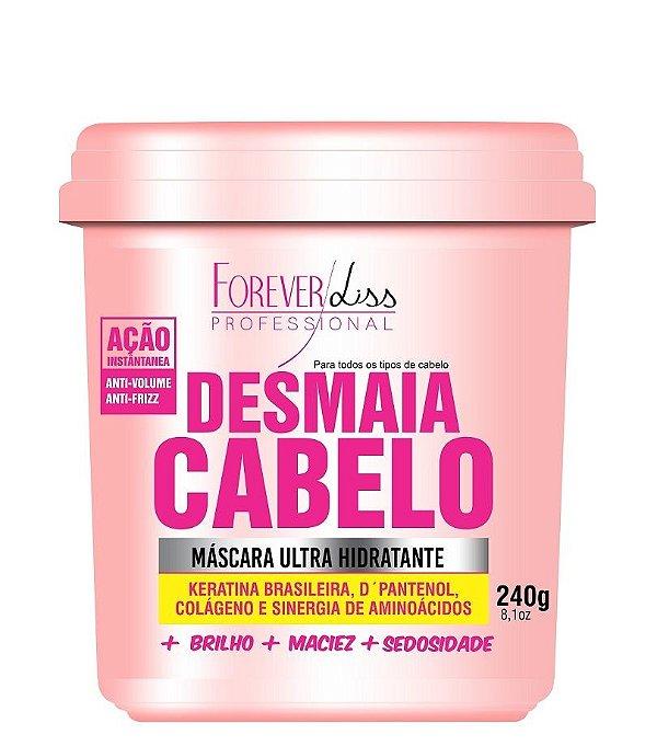 Forever Liss Máscara Ultra Hidratante Desmaia Cabelo 240gr