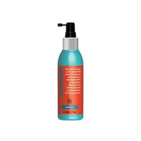 Creoula Spray Água de Coco Lola Comestics - Spray Finalizador - 150ml