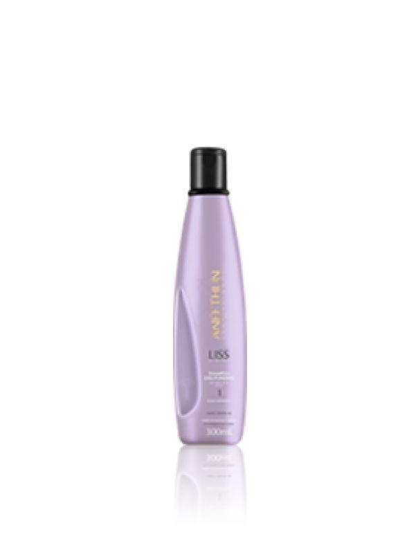 Shampoo Aneethun Disciplinante Liss System 300ml