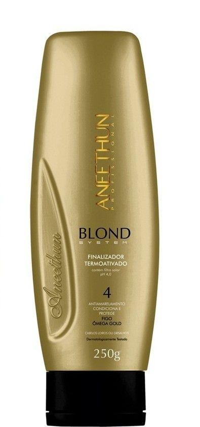 Aneethun Máscara Iluminadora Blond System 250g