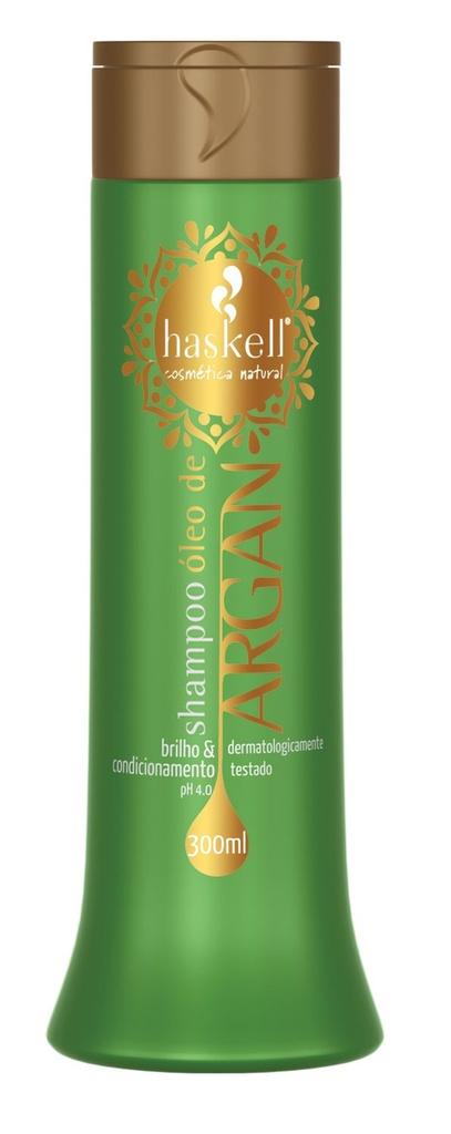 Shampoo Haskell Óleo de Argan 300ml