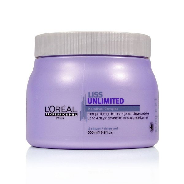 Loreal Serie Expert Unlimited Máscara 500g