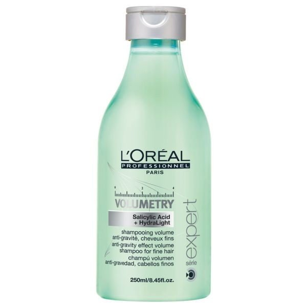 Loreal Volumetry Anti-Gravity Shampoo (Para Cabelo Fino) - 250ml