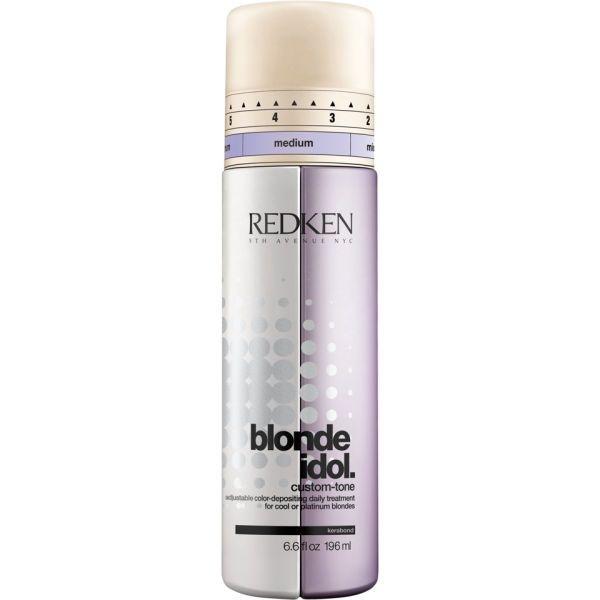 Redken Tratamento Blonde Idol Custom-Tone Violeta 196ml
