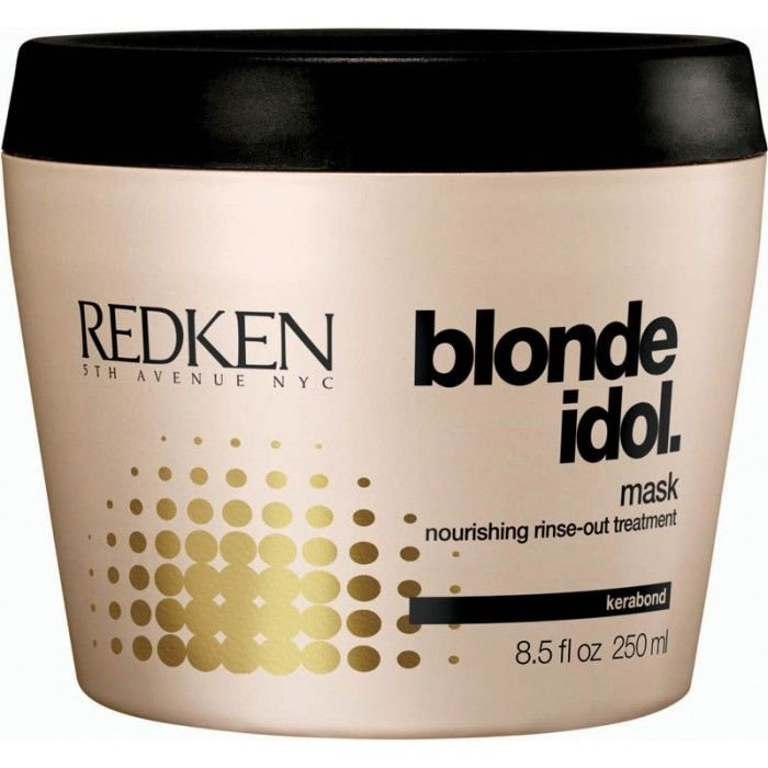 Blonde Idol Mask - Máscara de Tratamento 250ml