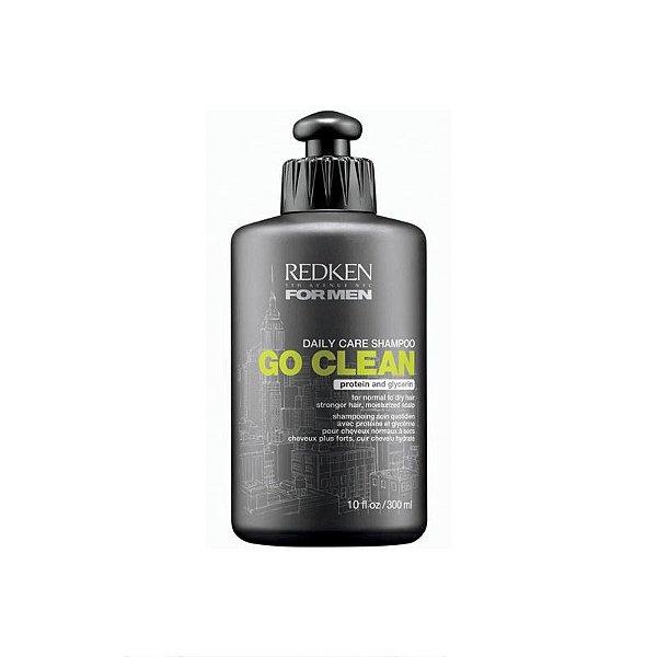 For Men Go Clean - Shampoo 300ml