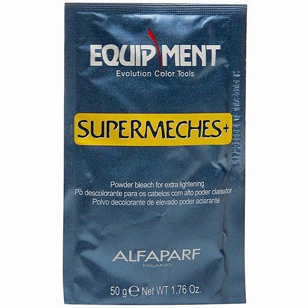 Alfaparf Pó Descolorante Alfaparf Equipment Supermeches Sachês 50g