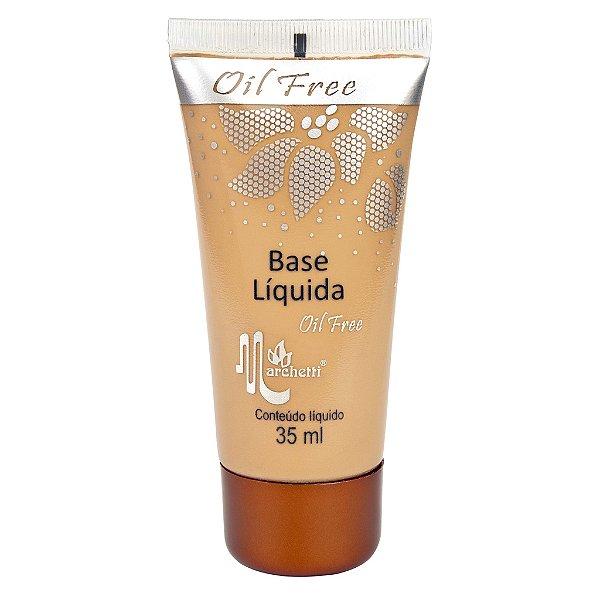 Base Líquida Oil Free | Marchetti Cor 03