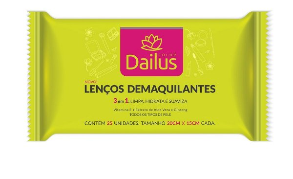 Dailus Lenos Demaquilantes