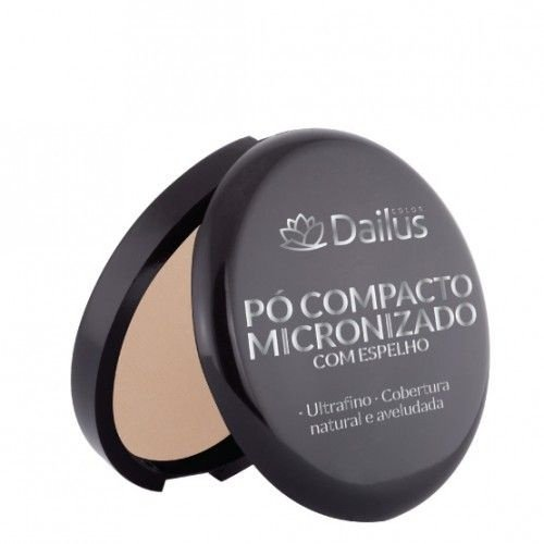 Dailus Pó Compacto Micronizado - 04 Bege