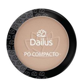 Dailus Pó Compacto Luxo - 06 Bege Natural