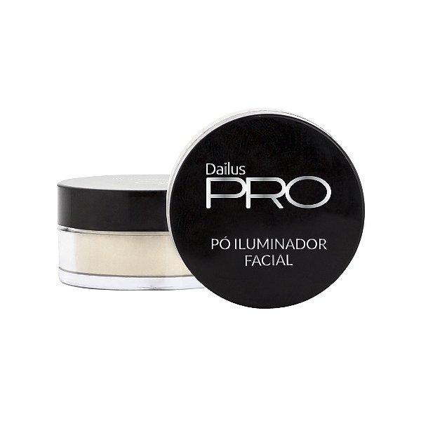 Dailus Pó Iluminador - 04 Pro Facial