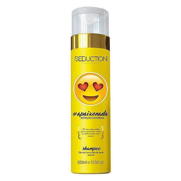 Seduction Professional Shampoo Apaixonada - Nutrição Esplêndida - 300g