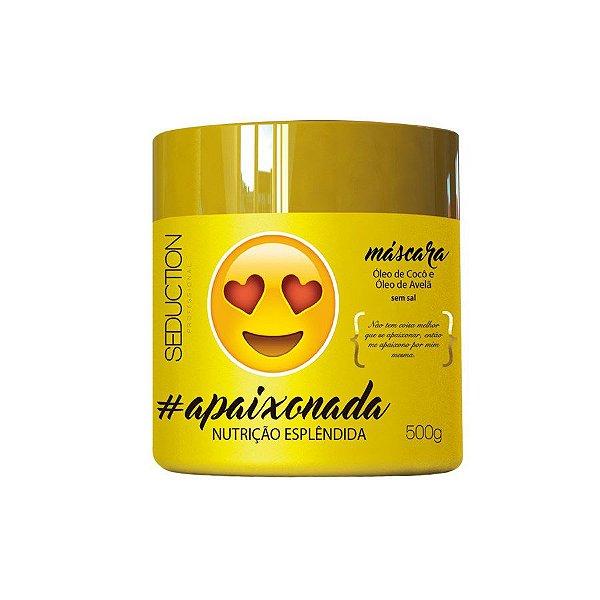 Seduction Professional Máscara Apaixonada - Nutrição Esplêndida - 500g