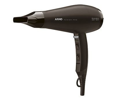 Arno  Secador Arno Power Pro AC 2000 Chocolate - 220 V