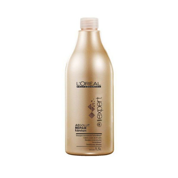 Loreal Absolut Repair Cortex Shampoo 1500ml