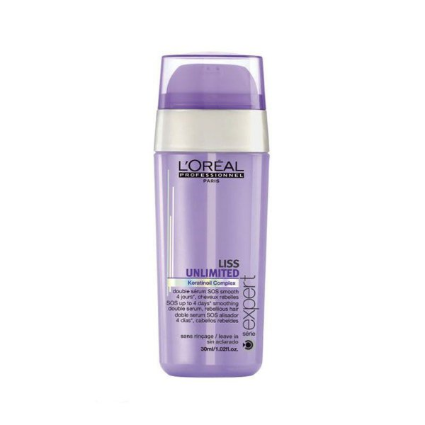 Loreal Liss Unlimited Double Sérum 30ml
