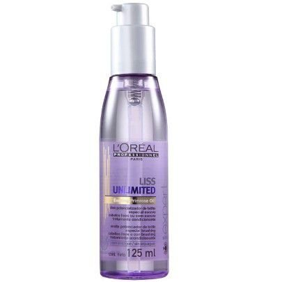 Loreal Liss Unlimited Evening Oil 125ml