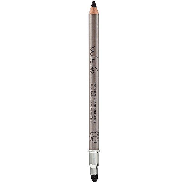 Vult Lápis p/Olhos Total Black longa duração