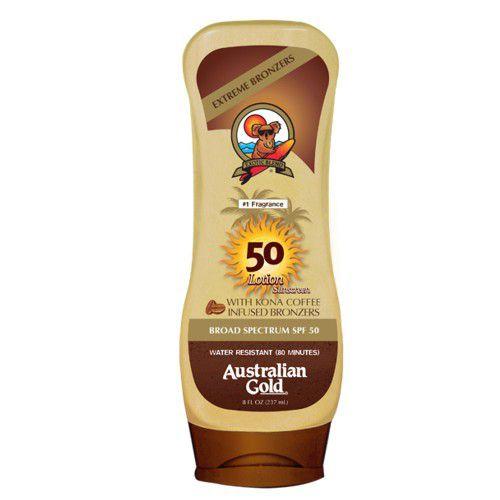 Australian Gold Kona Coffee spf 50 Instant Bronzers 237ml