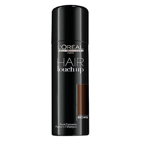 Hair Touch Up L'Oréal Professionnel - Coloração Corretiva Instantânea 75ml - Light Brown
