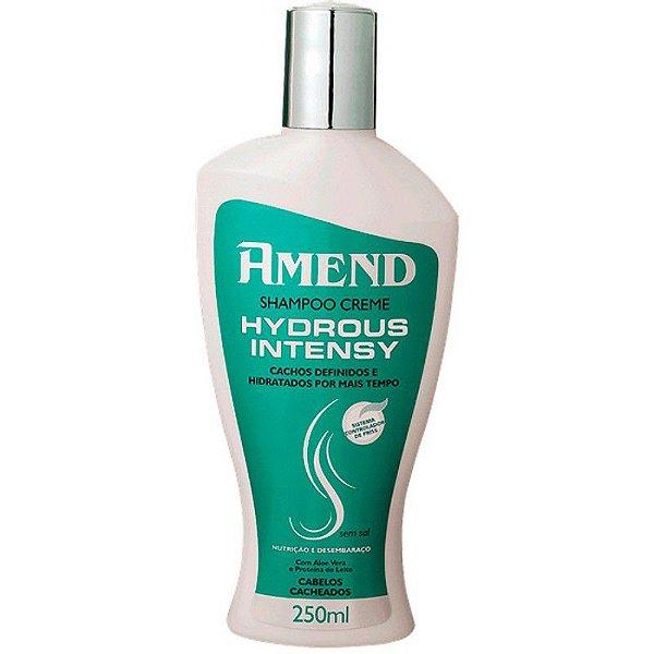 Amend Shampoo Hydrous Intensy 250ml