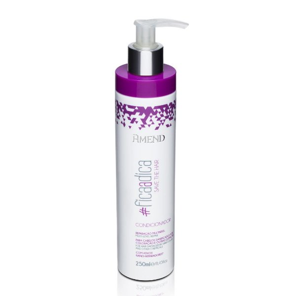 Amend Condicionador Máscara #FICAADICA - Save The Hair 250ml