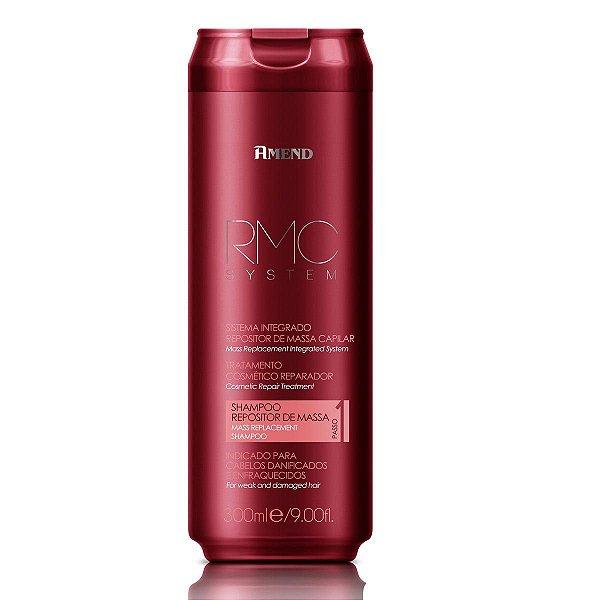 Amend Shampoo Repositor de Massa RMC System - 300ml
