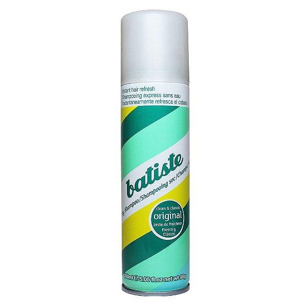 Batiste Shampoo Seco Original 150ml