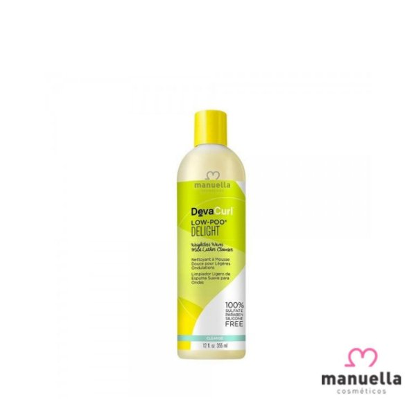 DEVA CURL LOW POO SHAMPOO DELIGHT 355ML