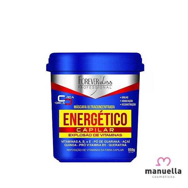 FOREVER LISS ENERGETICO CAPILAR MASCARA 950G