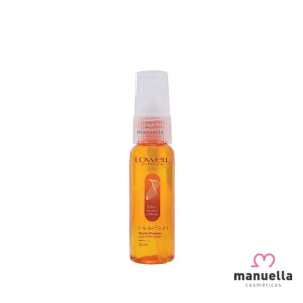 LOWELL HIDE SUN FLUIDO PROTETOR 30 ML