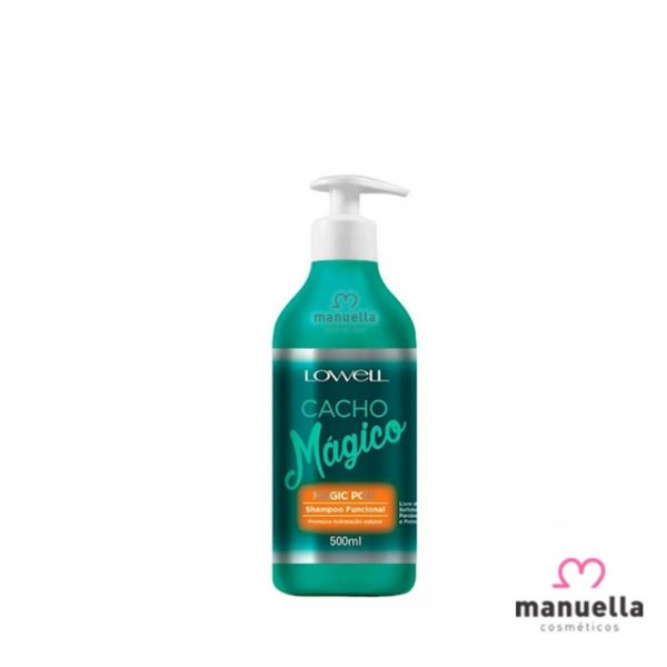 LOWELL CACHO MAGICO SH MAGIC POO 500ML
