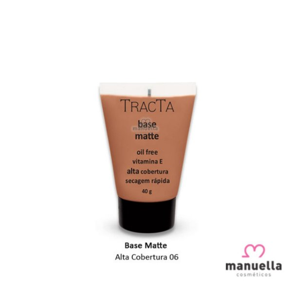 TRACTA BASE MATTE 40G 06