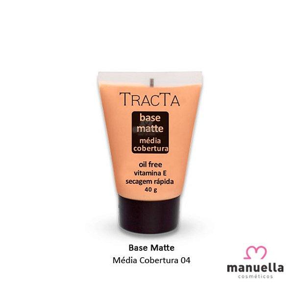TRACTA BASE MATTE MÉDIA COBERTURA 40G 04