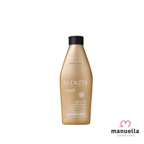 REDKEN CONDICIONADOR  ALL SOFT 250ML