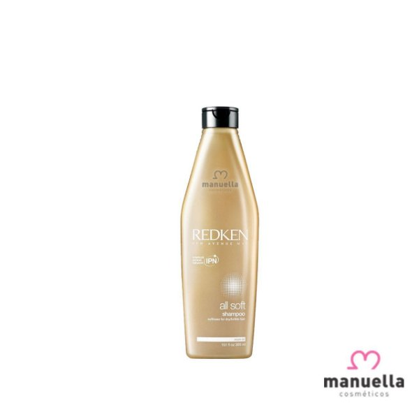REDKEN SHAMPOO ALL SOFT 300ML