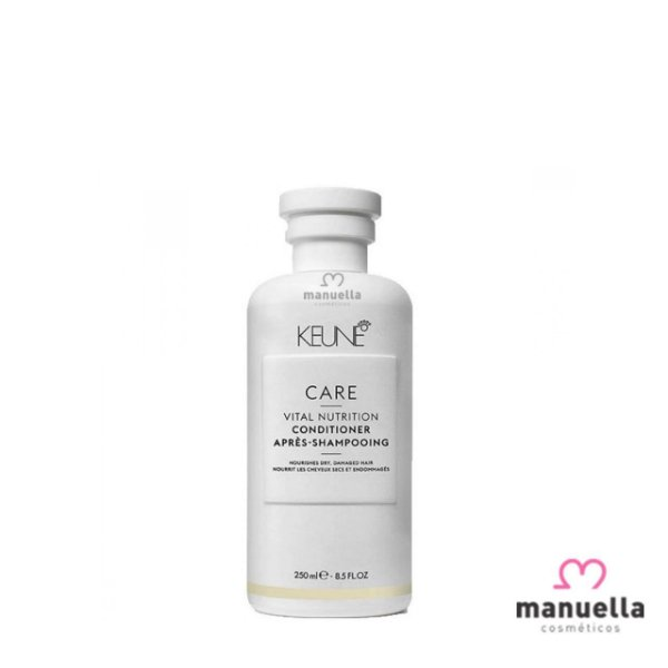 KEUNE CARE CONDICIONADOR 250ML VITAL NUTRITION