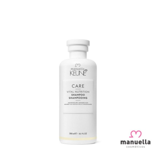 KEUNE CARE SHAMPOO 300ML VITAL NUTRITION