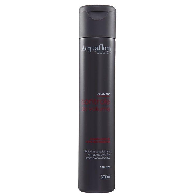 Acquaflora Controle de Volume Shampoo 300ML