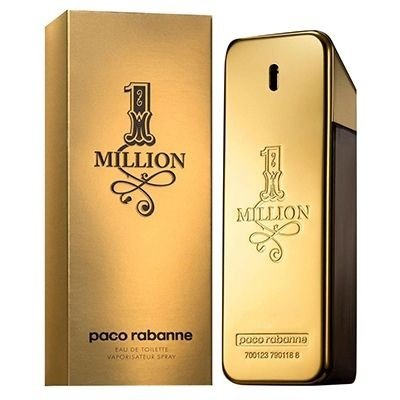 PERFUME PACO RABANNE 1 MILLION 100 ML