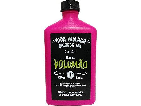 Lola Volumão Shampoo  230 gramas